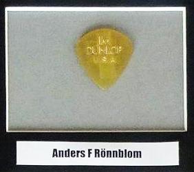 Anders F Rönnblom