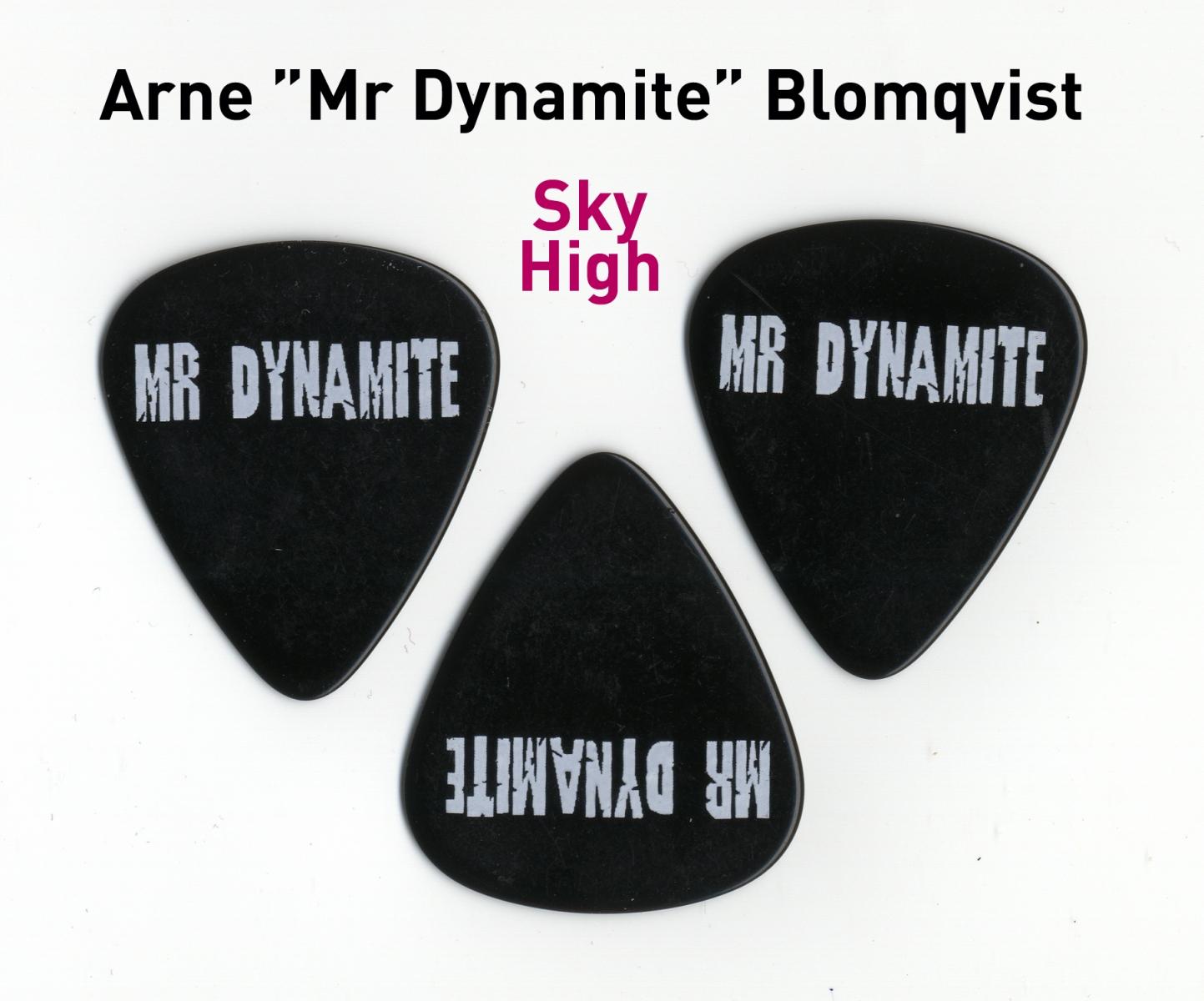 Arne Blomqvist (Mr Dynamite)