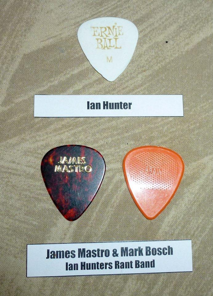 Ian Hunter & The Rant Band