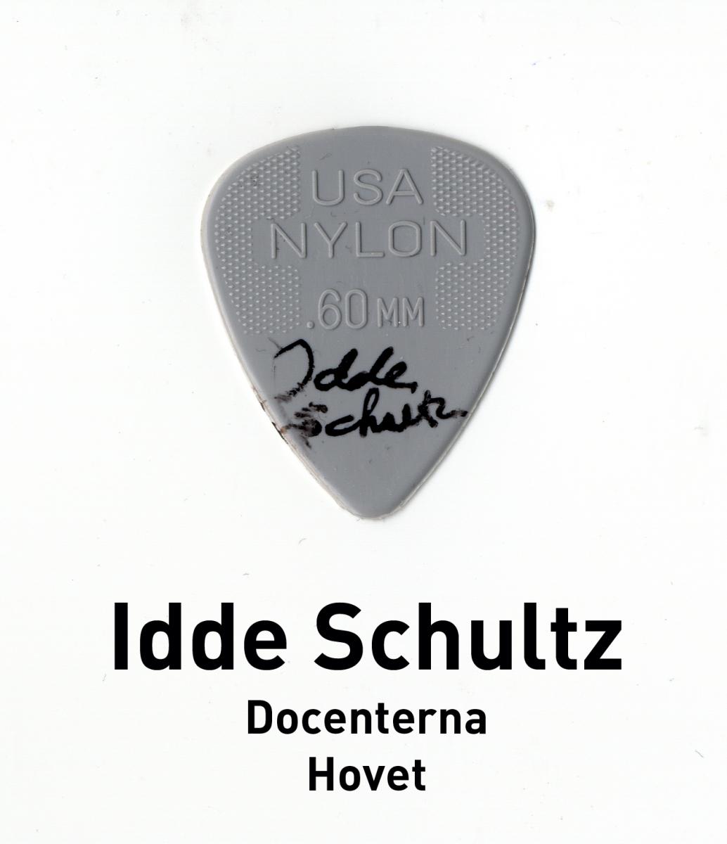 Idde Schultz