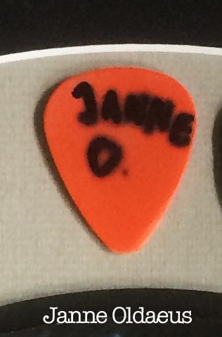 Janne Oldaeus