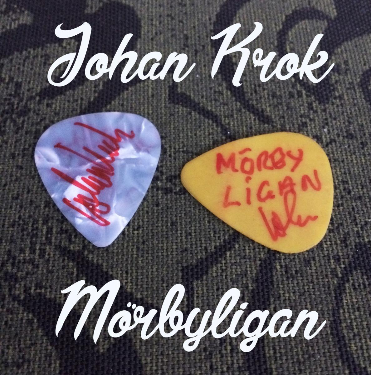 Johan Krok