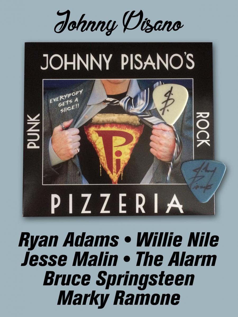 Johnny Pisano