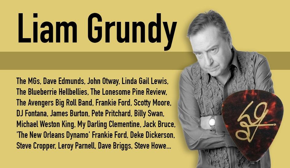 Liam Grundy