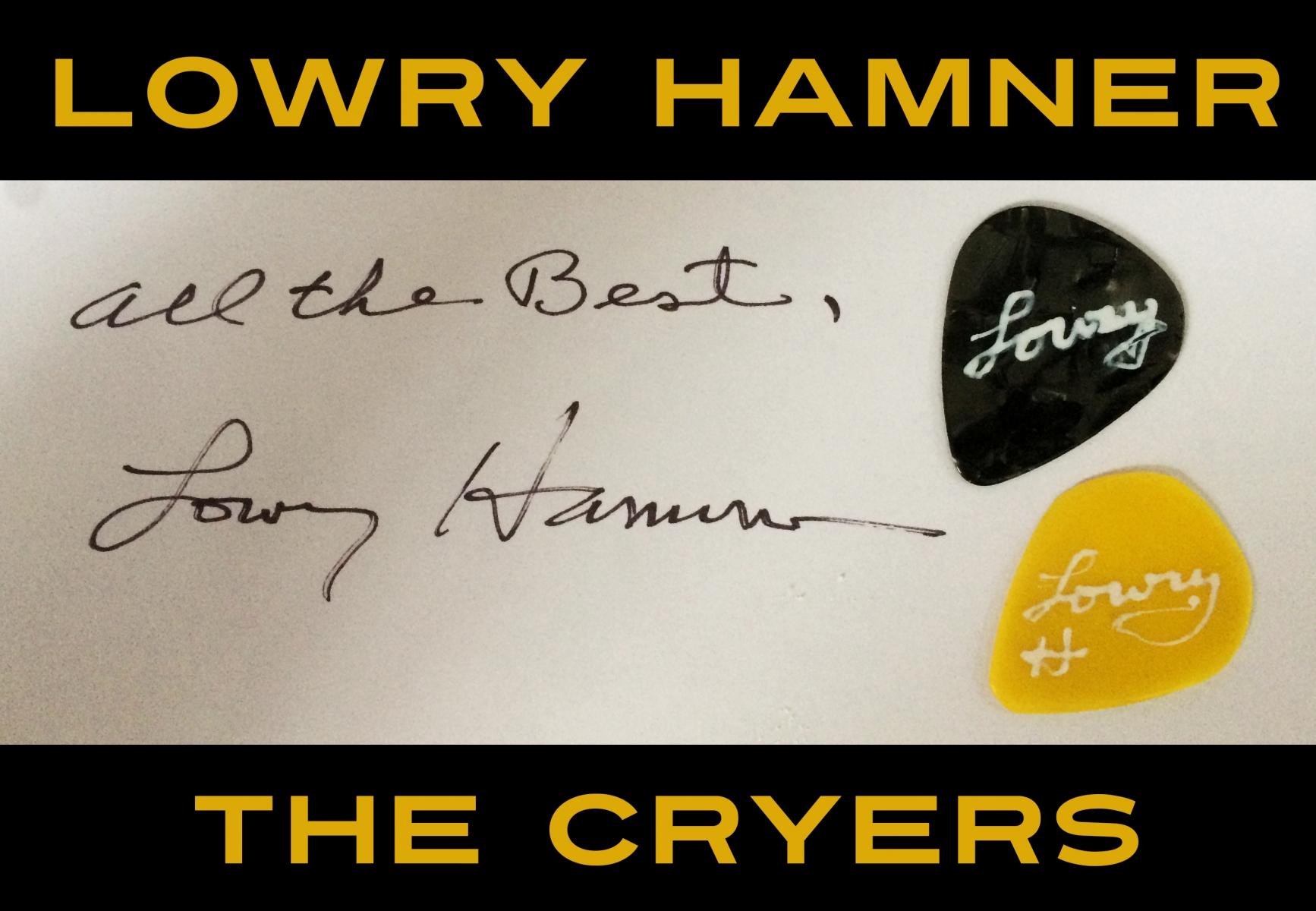 Lowry Hamner