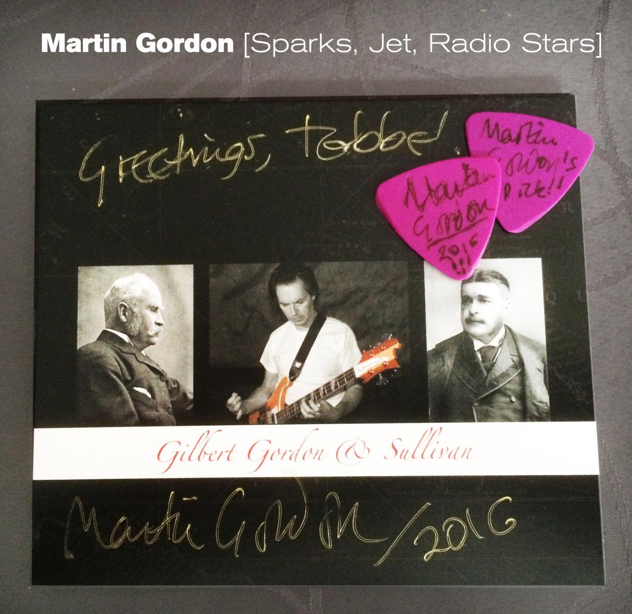 Martin Gordon