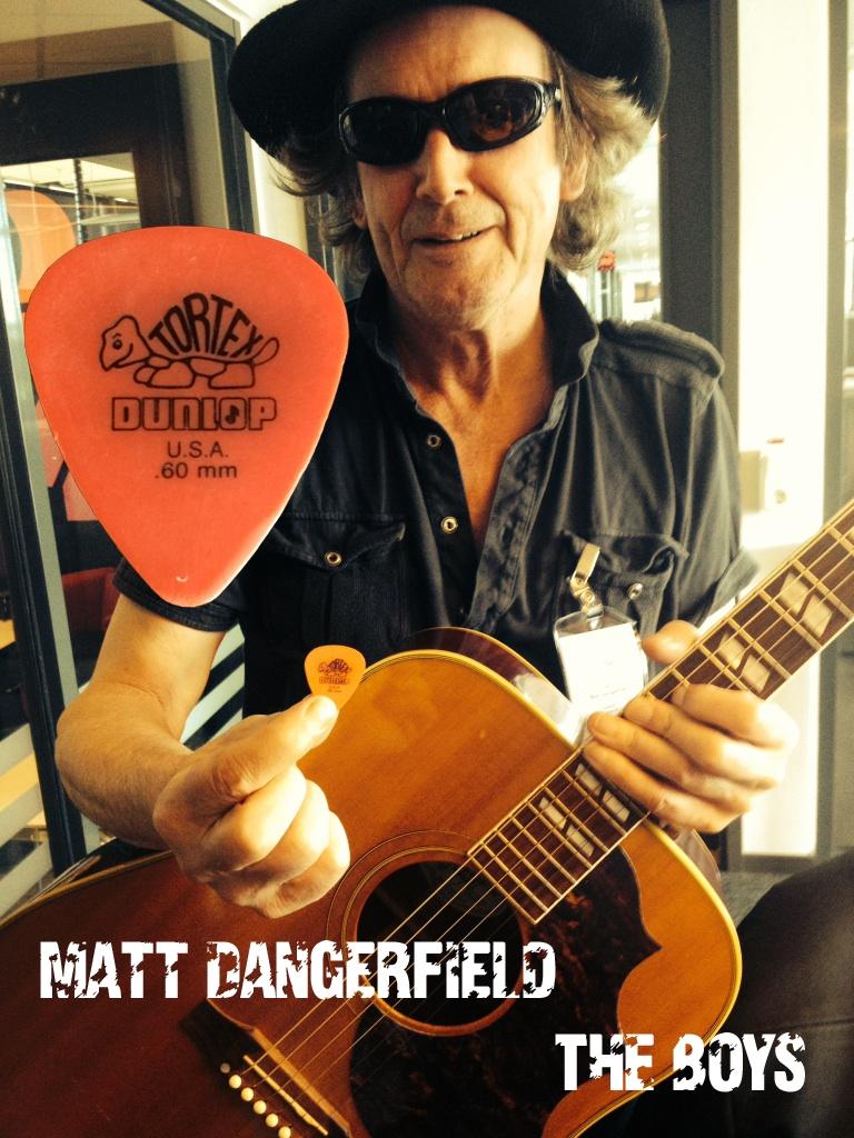Matt Dangerfield