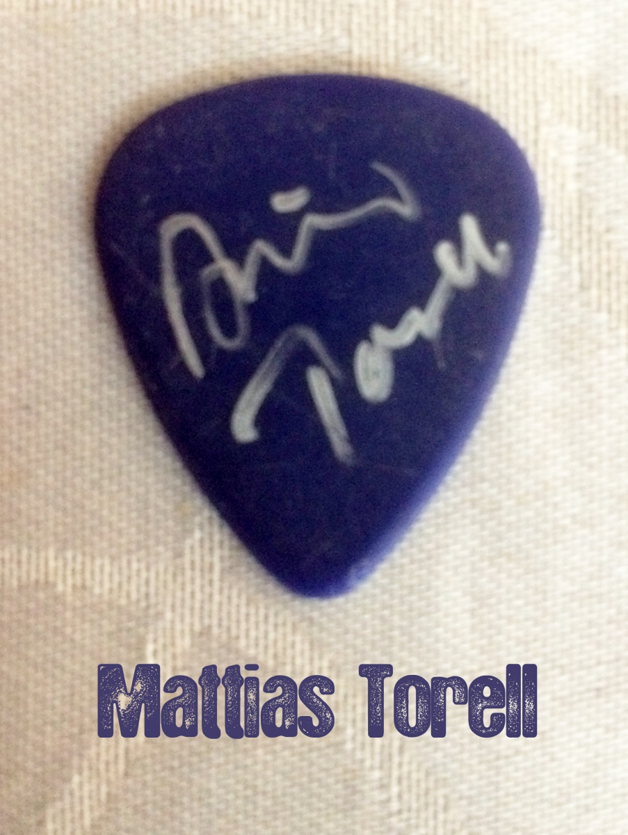 Mattias Torell