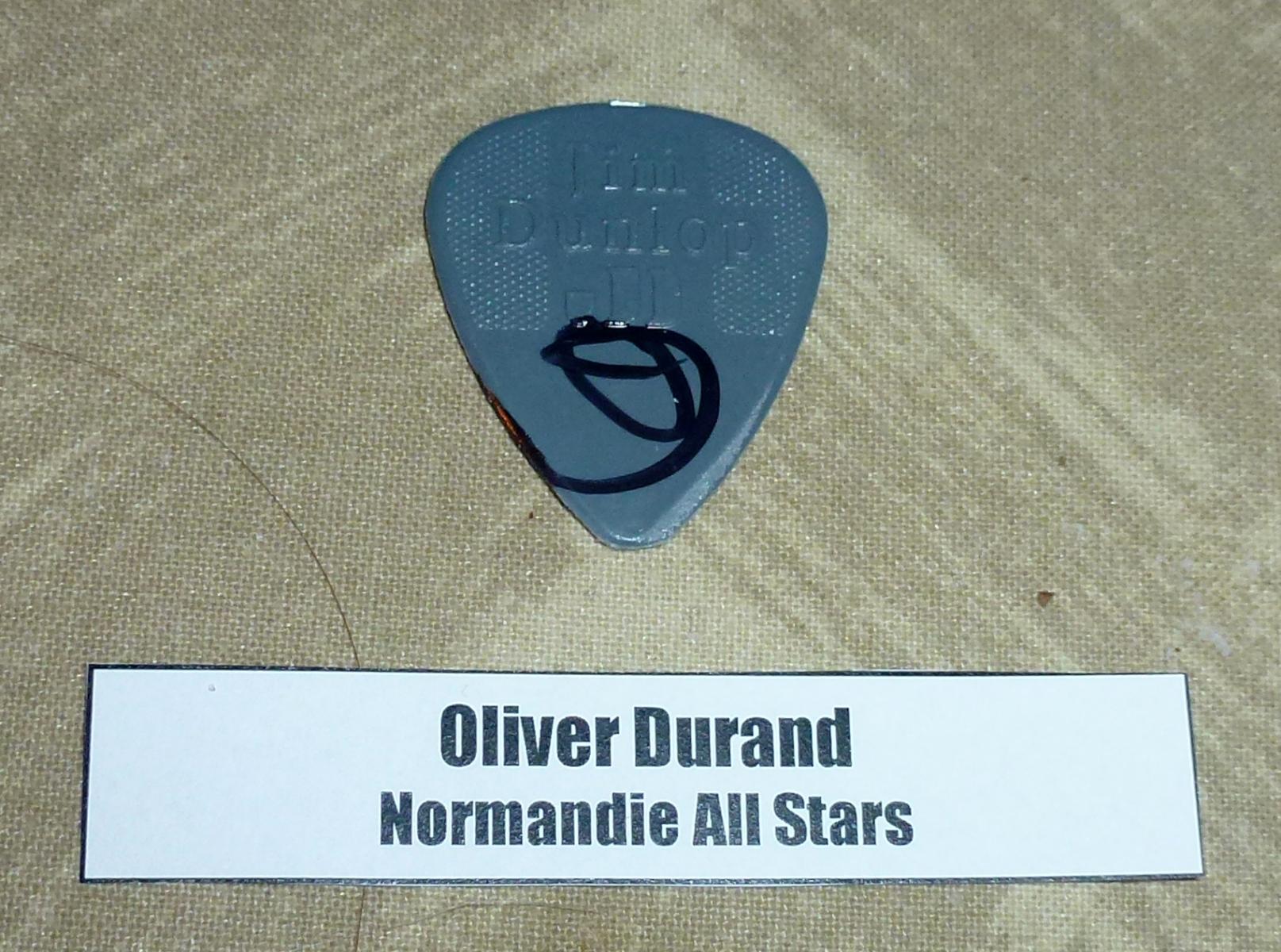 Oliver Durand