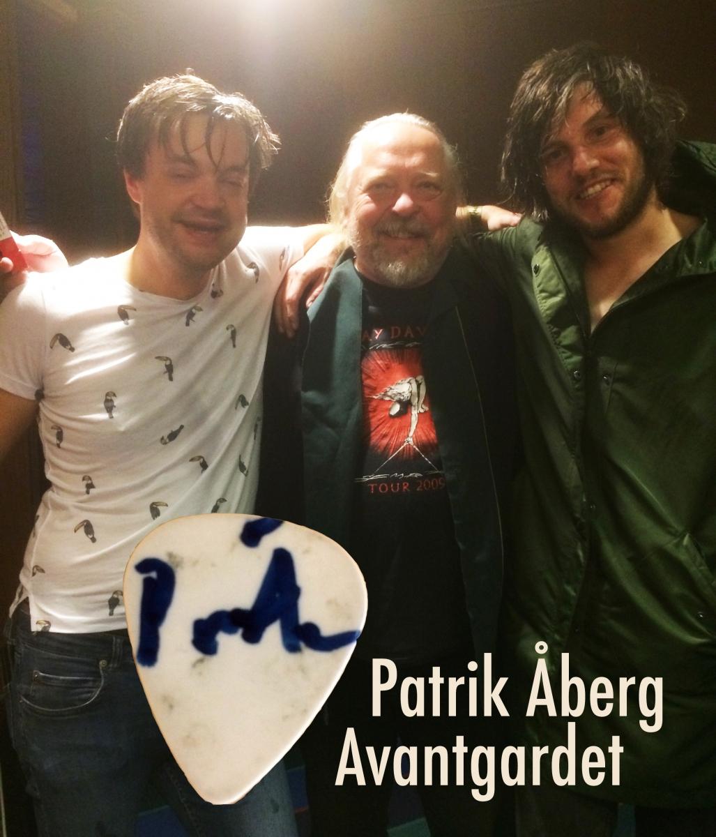 Patrik Åberg