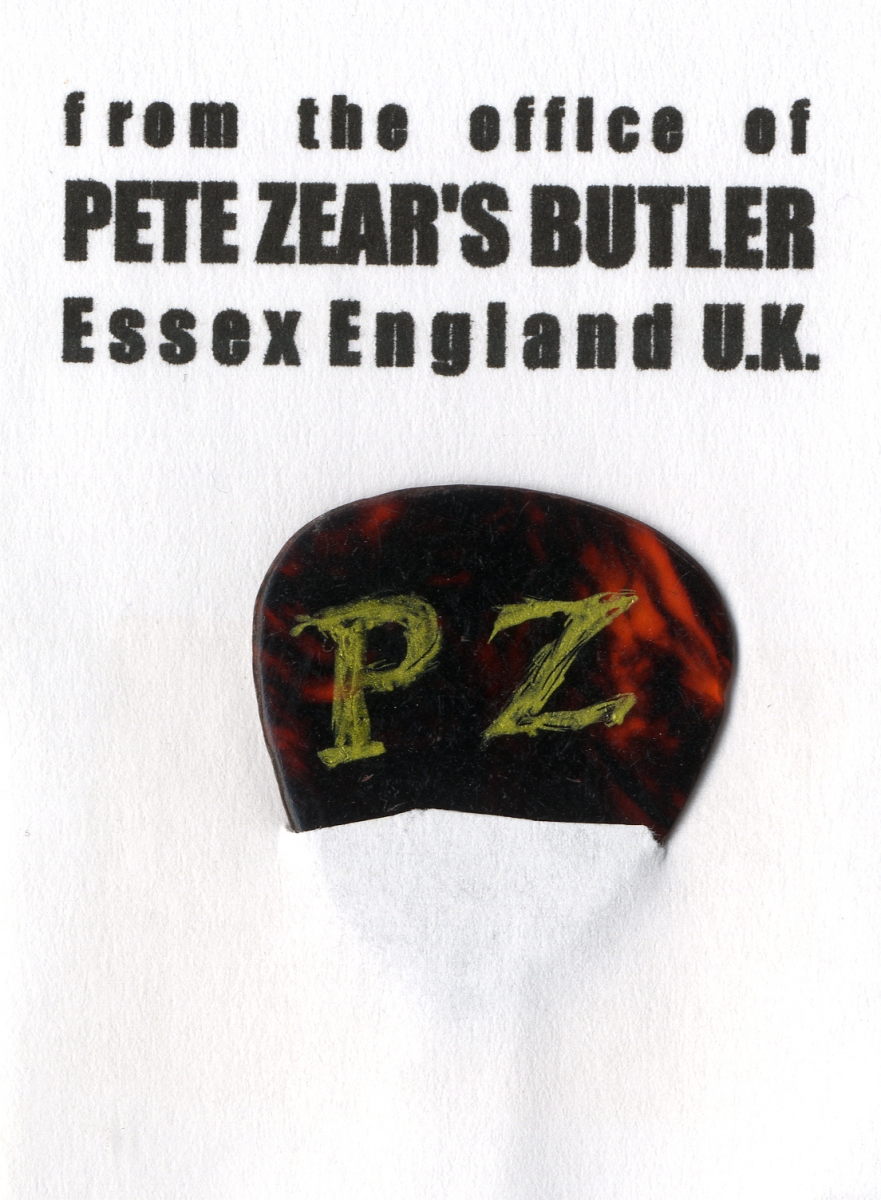 Pete Zear