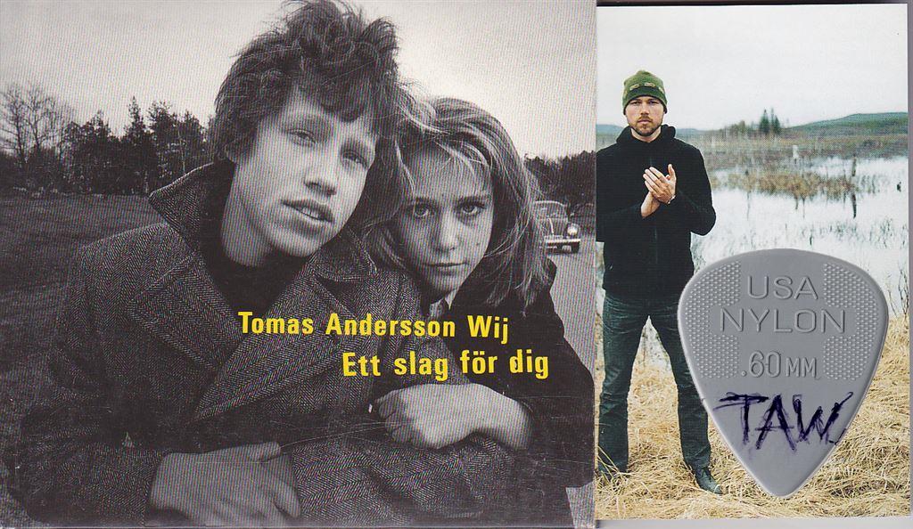 Tomas Andersson-Wij