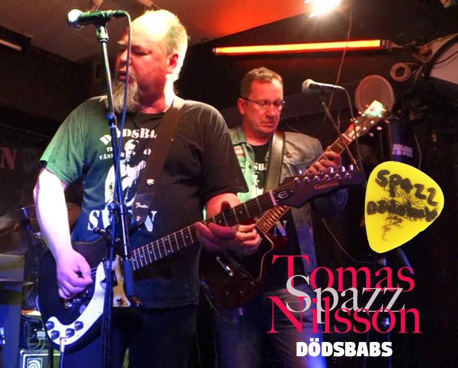 Tomas Spazz Nilsson