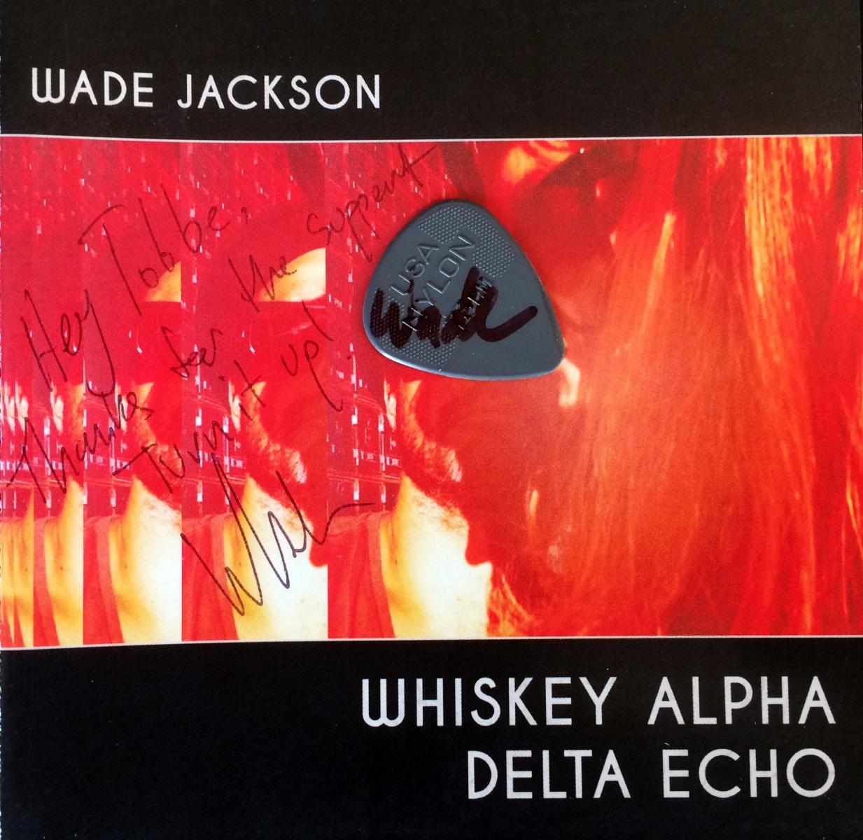 Wade Jackson